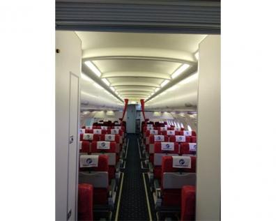 A320舱客舱段