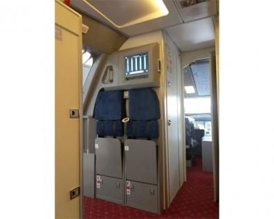 A320训练舱内饰