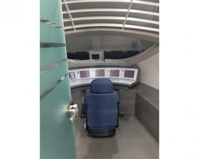 高铁模拟驾驶室