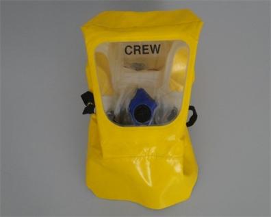 乘务员氧气面罩